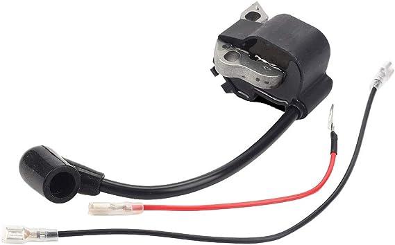 Shioshen Kit de Encendido Bobina Cables Filtro de Aire buj/ía para Motosierra Stihl MS180 MS170 MS 170 180 018 017 Recambio N/º 1130 400 1302