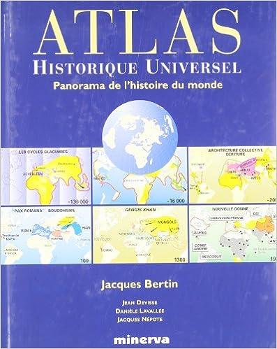 En ligne Atlas historique universel pdf, epub ebook