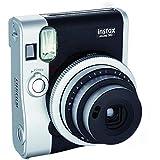 Câmera Instantânea Instax Mini 90, Fujifilm, Preto