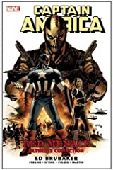 Captain America: Red Menace Paperback