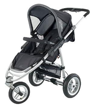 Quinny 70305770 Speedi - Silla de paseo con cesta, capota, barrera de seguridad,