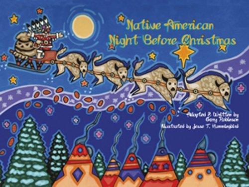 Hummingbird Native American - Native American Night Before Christmas