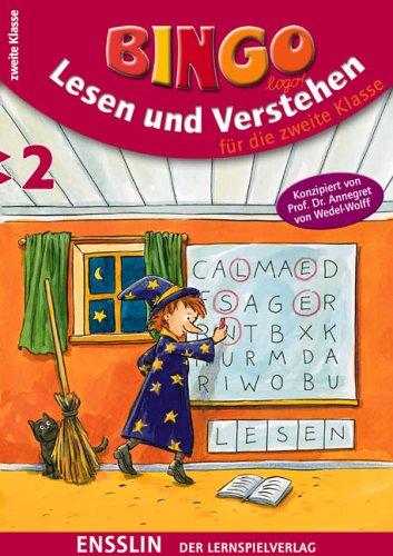 Bingo Logo: Lesen und Verstehen für die 2. Klasse