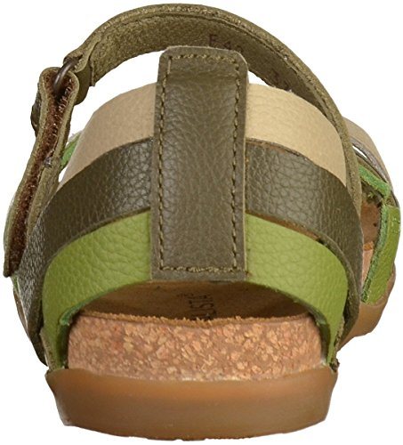 El Naturalista Womens Zumaia Nf42 Pantofole Piatte