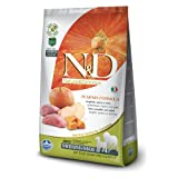 farmina Natural & Delicious Pumpkin Formula Boar and Apple for Adult Dogs Size Medium and Large 12kg