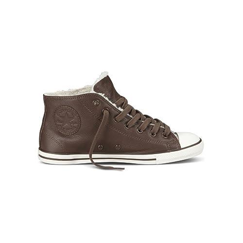Zapatillas para mujer de la marca Converse, modelo As Dainty Shear, referencia 382220-50-8, Braun (Marron), 41.5: Amazon.es: Deportes y aire libre