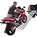 Rage Powersports A-9516-1500-1 95'' x 16'' Single Arched Motocross Ramp