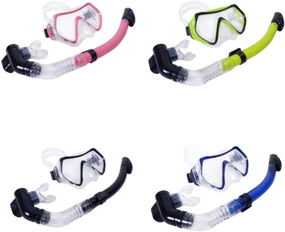Ogquaton Tube de Respiration /à Sec Complet Silicone Bouche Plong/ée Snorkeling Snorkeling Outil pour Nageur d/ébutant