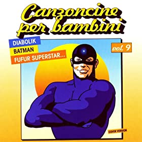 Various - Canzoncine Per Bambini