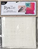 "Arts & Crafts : Bucilla Ryatie Mesh Fabric, One 24""x30"" Piece of 4 Ct. mesh Fabric"