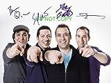 Impractical Jokers cast reprint signed autographed photo #6 Sal, Murr, Joe, Q TruTv