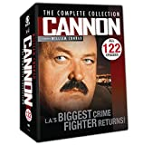 Buy Cannon//The Complete Collection/5 Seasons ,122 Episodes