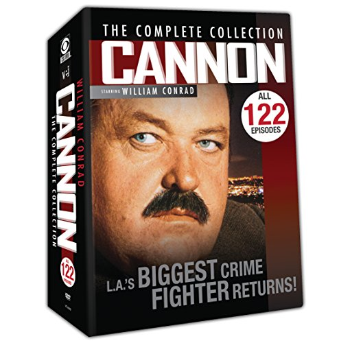 Cannon//The Complete Collection/5 Seasons ,122 Episodes ()