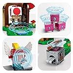 LEGO-Super-Mario-La-Caccia-al-Tesoro-di-Toad-Pack-di-Espansione-Giocattolo-Set-di-Costruzioni-71368