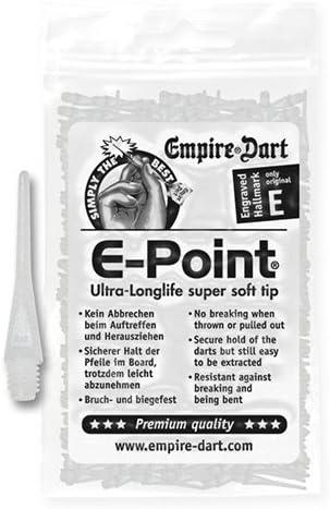 E-Point/® 100 pezzi punte di lunghezza 2BA