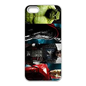 The Avengers Fashion Comstom Plastic case cover For Iphone 5s