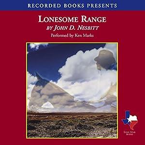 Lonesome Range Audiobook