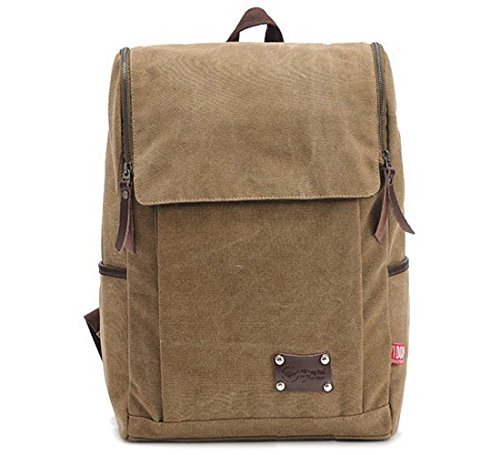 Szstudio New GIFT Leisure Portable Canvas Backpack Rucksack Travel Outdoor Laptop Hiking school college book Bag
