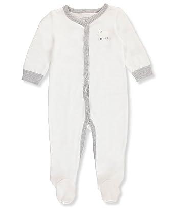 Carters Baby Unisex Sheep Sleep Play White Amazon Co Uk Clothing