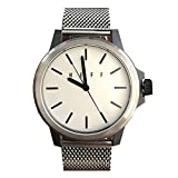 neff Automatic Metal and Alloy Sport Watch, Color:Silver-Toned (Model: SVBKNF0251)