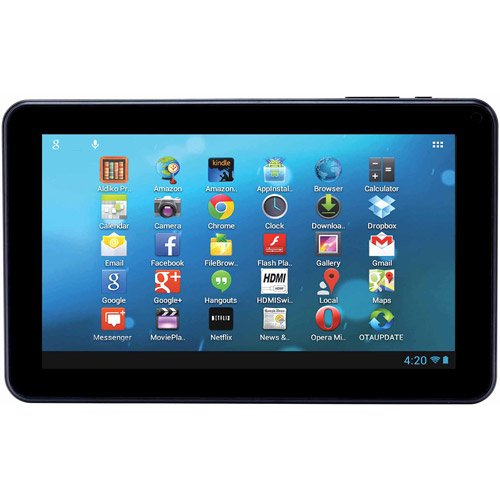 Craig Electronics Capacitive CMP756 9-Inch 4GB Tablet