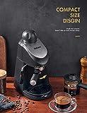 Yabano Espresso Machine, 3.5Bar Espresso Coffee