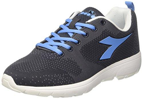Run Light Laufschuhe Schwarz Diadora Damen Neroblu Azzurro X W w1qPcBRS