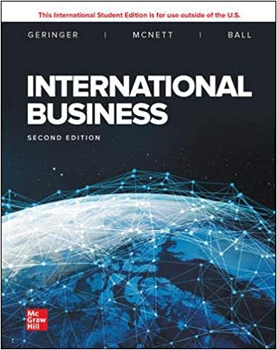 International Business, 2nd Edition