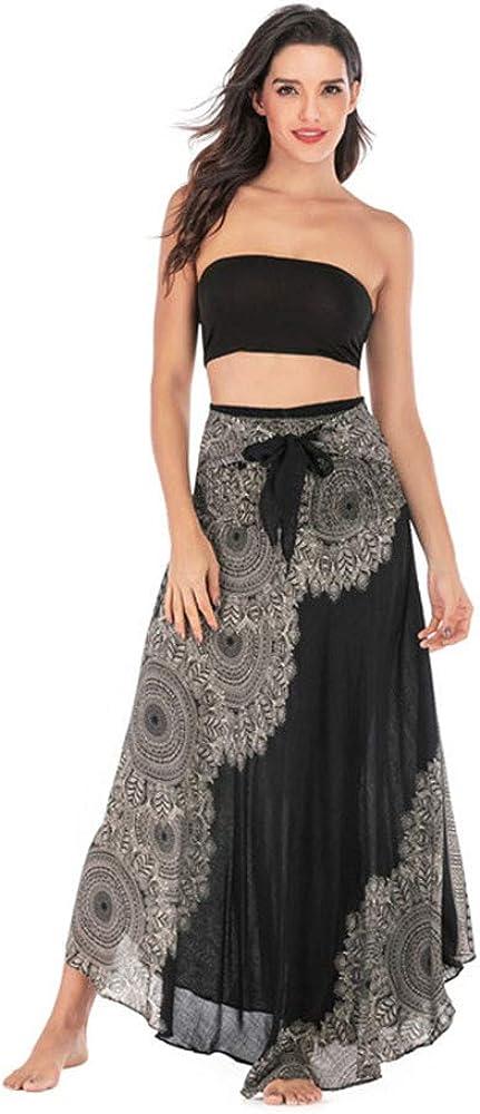 Vectry Falda Plateada Mujer Faldas Largas Boda Faldas Cortas Mujer ...