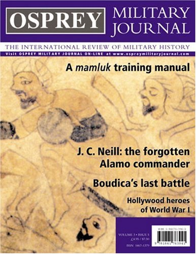 Osprey Military Journal Issue 3/5: The International Review of Military History