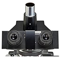 OMAX 40X-2500X Trinocular Biological Compound Microscope with Replaceable LED Light