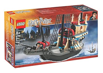 Buy Lego Harry Potter The Durmstrang Ship Online At Low Prices In India Amazon In Casper then chose durmstrang institute and was one of the twelve students chosen to be taken to hogwarts for the triwizard tournament. lego harry potter the durmstrang ship