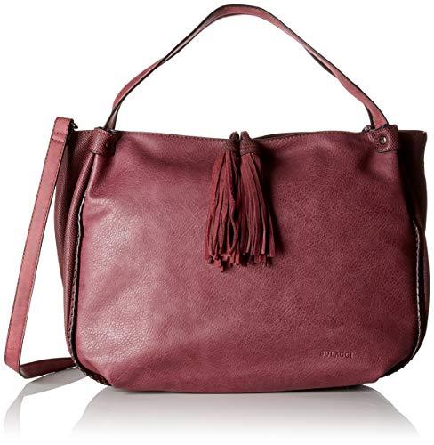Hombro Rojo Rot Y Jayda Shoppers De Shopper Bulaggi wein Bolsos Mujer ATxY8AR