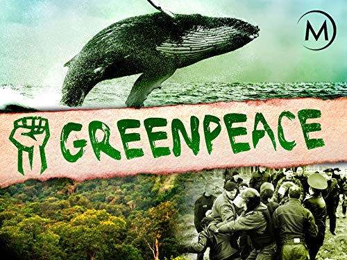 Greenpeace on Amazon Prime Video UK