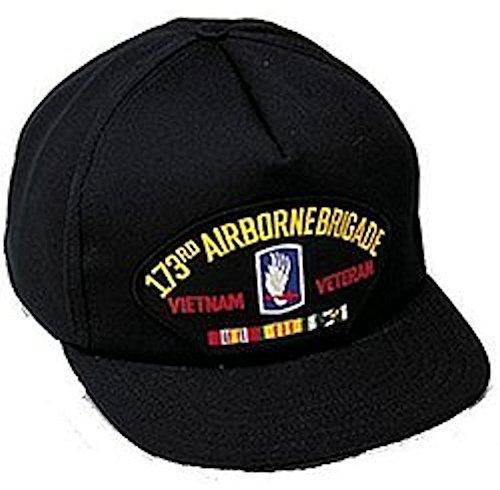 Vietnam Vet Hat Patch - 173rd Airborne Vietnam Vet Ballcap