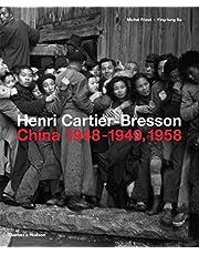 Henri Cartier-Bresson in China: 1948-1949/1958
