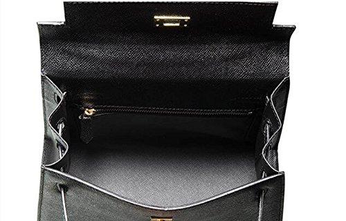 Señora Mini Bolsa De Moda De Cuero Bolso De Palma De Impresión De Hombro Bolso Messenger Bag Bolso D