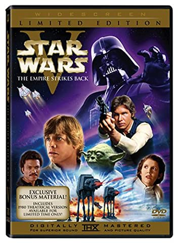 Star Wars V: The Empire Strikes Back (Limited Edition) (Star Wars Widescreen Trilogy)