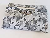 Gray Floral 9x13 Casserole Carrier - American Made