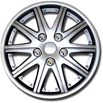 """14/"""" Inch Hubcap Wheel Cover Rim Covers 4pcs Style Code 509 14 Inches Hub Caps"""