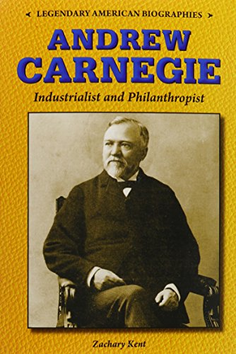 a biography of andrew carnegie a 19th century industrialist Andrew carnegie was a scottish-american industrialist who led the enormous expansion of the american steel industry in the late 19th century autobiography by.