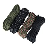 WEREWOLVES Paracord 550/350lb Type III - Paracord