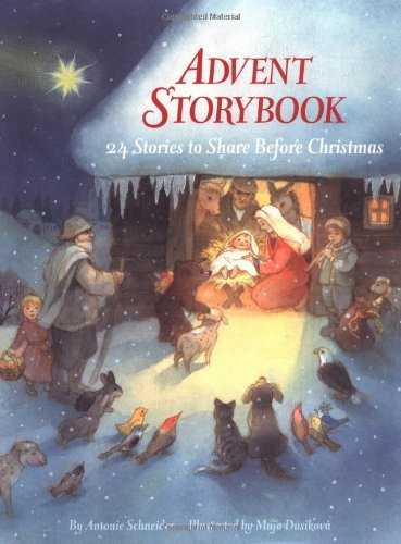 - Advent Storybook