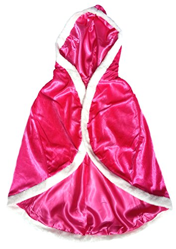 Fairytale Play Girls Princess Cape Fits Age 3-7
