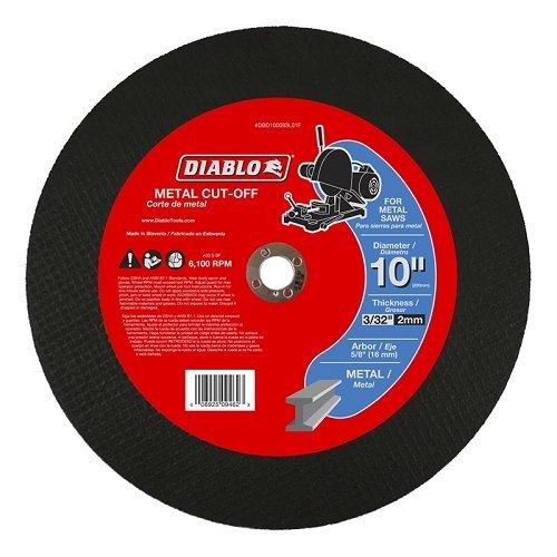 FREUD DBD100093L01F Metal Cutoff Disc 10' FREUD DBD100093L01F Metal Cutoff Disc 10