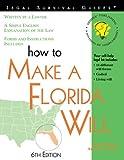 How to Make a Florida Will, Mark Warda, 1572481137