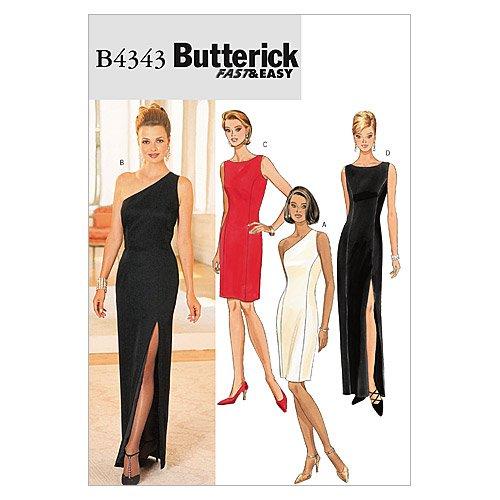 Mccall Pattern Butterick Patterns B4343 Misses/Misses' Pe...