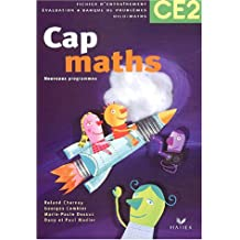 Cap Maths CE2 fichier + dico-maths édit.2002