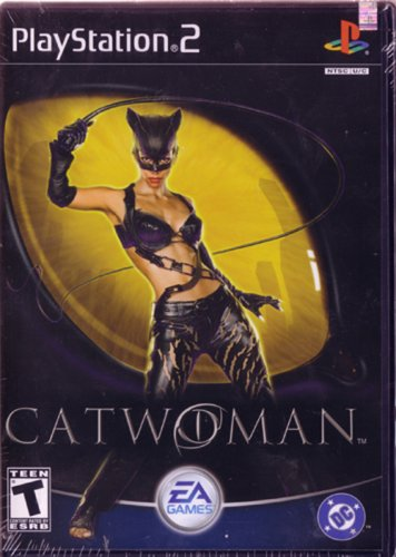 Catwoman - PlayStation 2