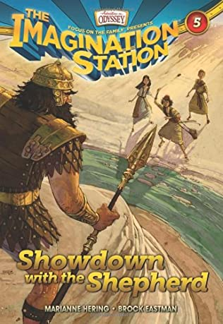book cover of Showdown with the Shepherd